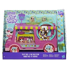 Игровой набор Hasbro Littlest Pet Shop автобус (E1840)