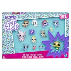 Игровой набор Hasbro Littlest Pet Shop коллекция петов Чудо команда (B9343_E1012)