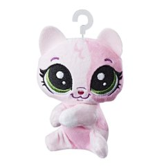 Фигурка Hasbro Littlest Pet Shop на застежке 10см (E0135)