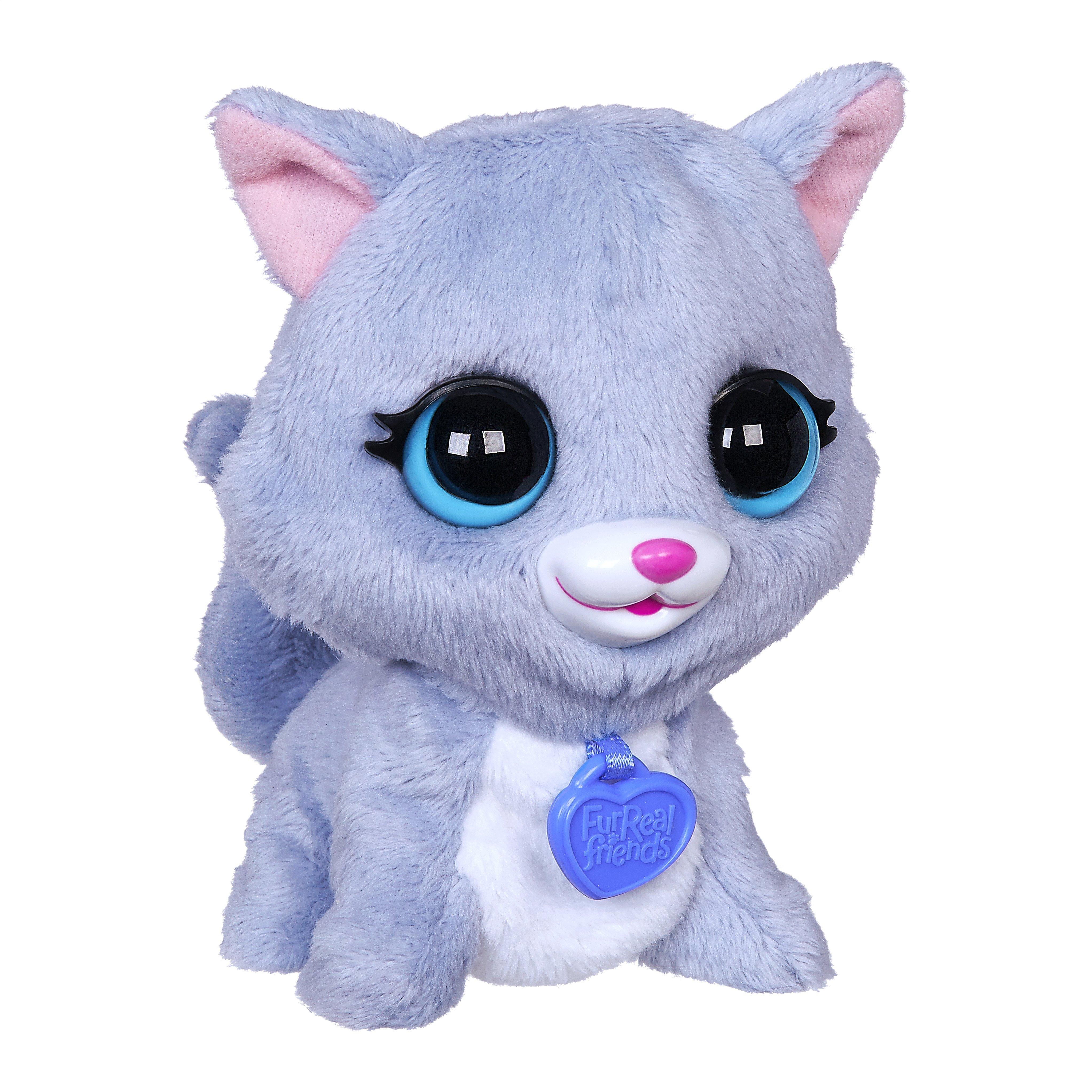Интерактивная мягкая игрушка Hasbro Furreal Friends поющие зверушки кошечка  Лебон (C2173 C2177) a4788d9e28ee0