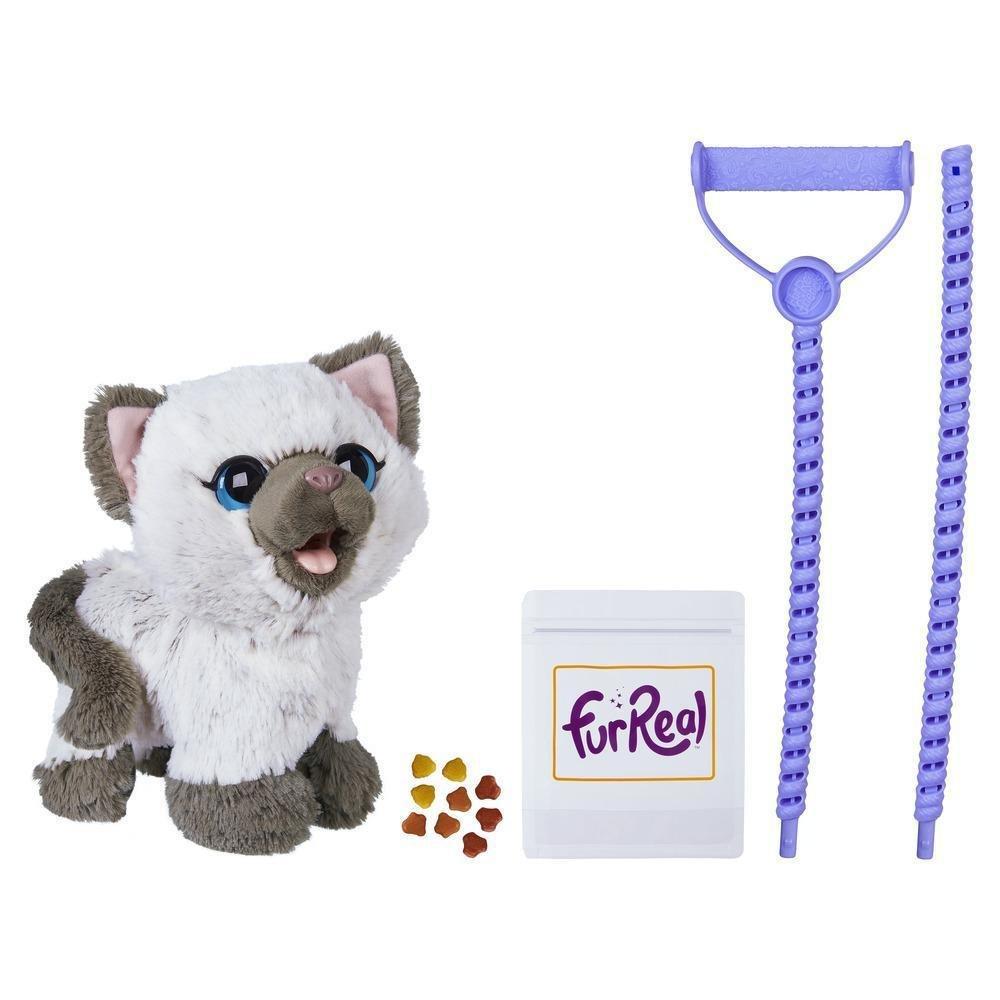 Интерактивная игрушка Hasbro Furreal Friends забавный котёнок Ками (C1156) 5ed6ecae228ff