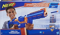 Бластер Hasbro Nerf Elite Delta Trooper (E1911)