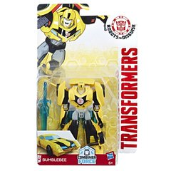 Трансформеры Hasbro Transformers Robots In Disguise Warriors Бамблби. Сила Комберов (B0070_B0907)