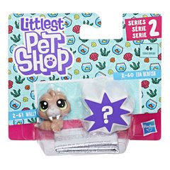 Игровой набор Hasbro Littlest Pet Shop два пета Акватика (B9389_E0947)